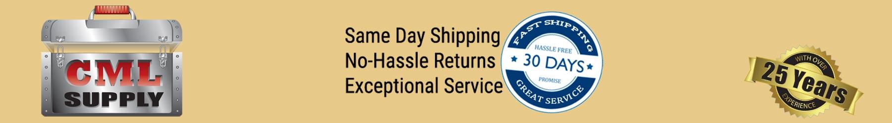 CML Supply - eBay Store